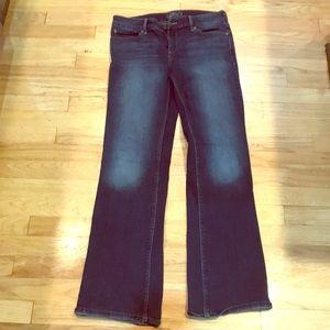 Lucky brand jeans 8/29 Lolita boot